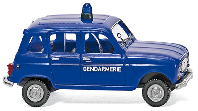Wiking 022404 Renault R4