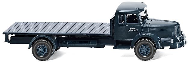 Wiking 048004 Flachpritschen-LKW (Krupp Titan)