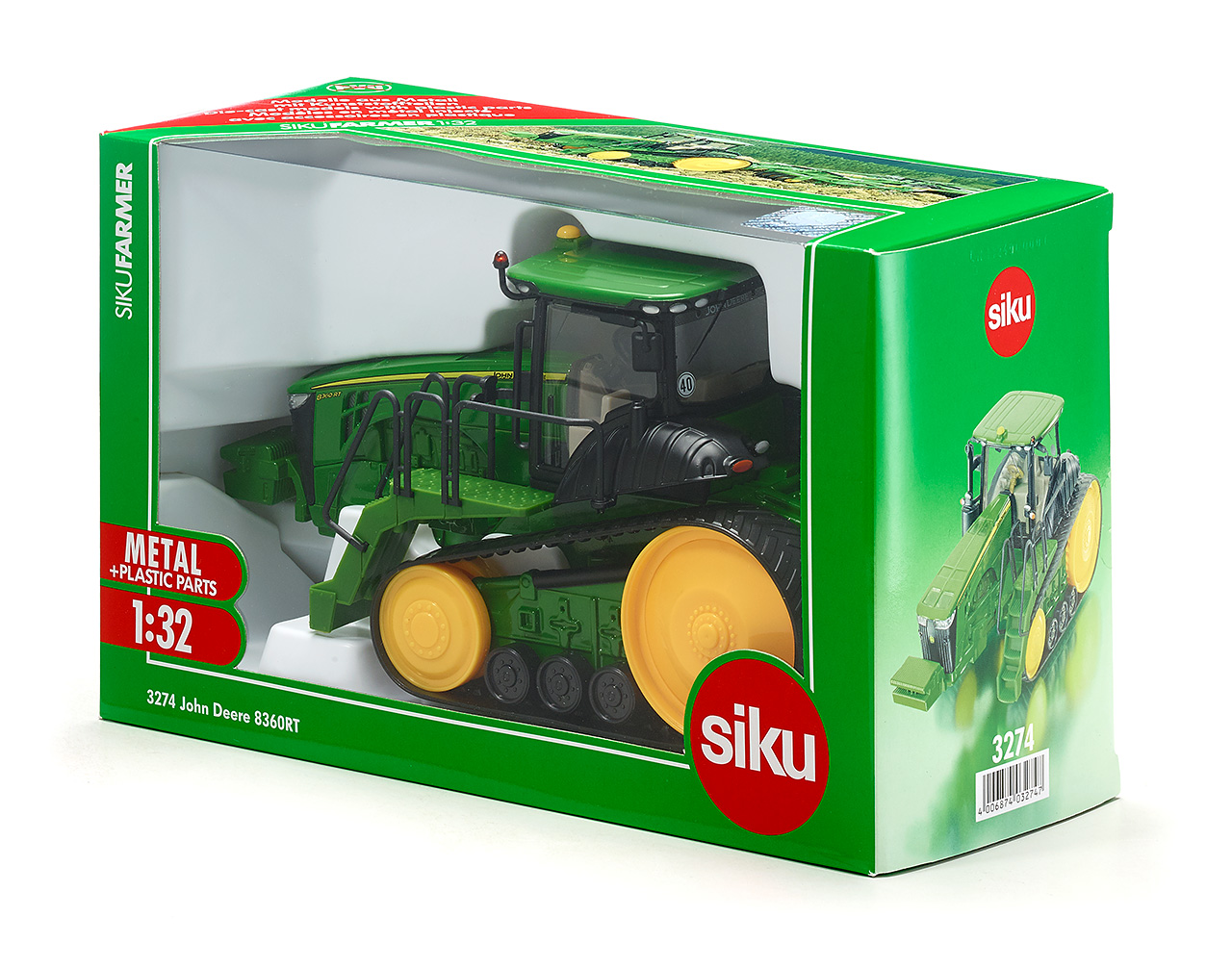 Siku 3273 New Holland T 8.390 1/32