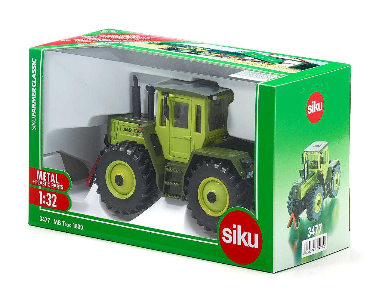 Siku 3477 MB Trac 1800 Intercooler 1/32
